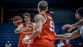 Basket: Arnaud Cotture et la Suisse veulent mettre fin à 67 ans de disette
