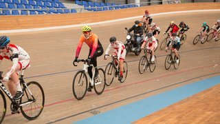 Cyclisme: ils fréquentent la piste du CMC à Aigle en attendant le retour des beaux jours
