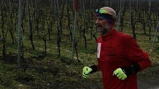 Le Nendard David Fournier enchaîne sept semi-marathons en sept jours