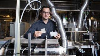 Sion: la start-up Dynablue développe des capteurs de flux thermiques innovants pour l'industrie