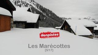 Lancement #enpistes Les Marécottes | 16.01.2021
