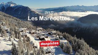 #enpistes aux Marécottes | 16.01.21