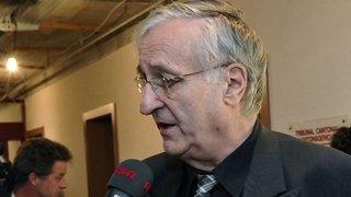 Sembrancher: politicien et homme de médias, Adolphe Ribordy n'est plus