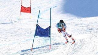 Ski handicap: Théo Gmür, deuxième du géant à Veysonnaz