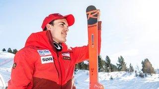 Ski handicap: «J'ai une année pour revenir tout devant», ambitionne Théo Gmür