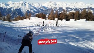 Lancement #enpistes Veysonnaz | 06.01.2021