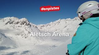 Lancement #enpistes Aletsch Arena | 13.02.2021