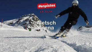 #enpistes à Aletsch Arena | 13.02.21