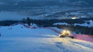 Coupe du monde à Crans-Montana: la première descente déplacée à 13h15, départ abaissé