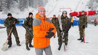 Crans-Montana: Edgar Gillioz, des compétences d'organisation au service du ski alpin et du golf