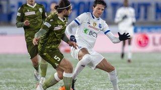 FC Sion: les notes des joueurs lors du match contre Lausanne