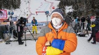Coupe du monde de Crans-Montana: «J'espère ne pas revivre une telle édition», confie Marius Robyr, président du comité d'organisation.
