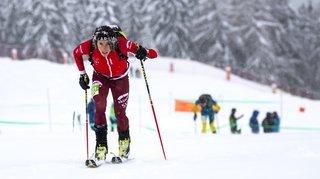 Ski-alpinisme: Maude Mathys et Rémi Bonnet, des champions hors cadre à Verbier