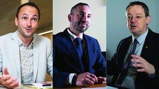 Conseil d'Etat: les partis minoritaires parlent d'alliance sans encore oser les actes