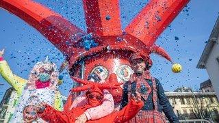 A Monthey, chez les irréductibles du carnaval, on a fait la fête malgré le coronavirus