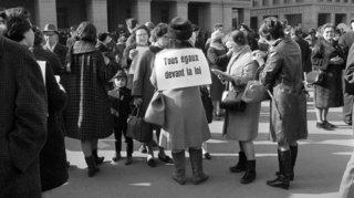 1971, les Suissesses enfin citoyennes