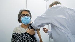 Le Valais a ouvert ce mardi ses centres de vaccination