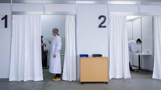Coronavirus: des centres de vaccination valaisans pas ouverts pour tous