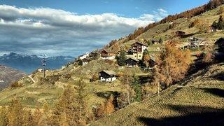 Val d'Hérens: le village d'Eison se dresse contre un projet d'antenne 5G sur ses terres