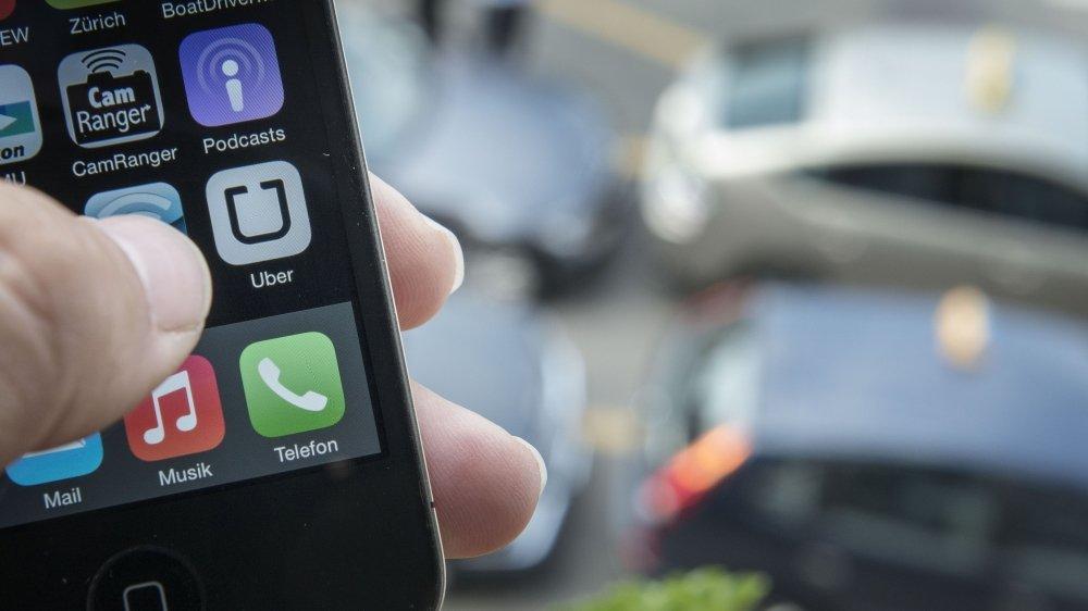 Les effets des notes peuvent être stressants pour les professionnels exposés, notamment pour les chauffeurs de taxis Uber.