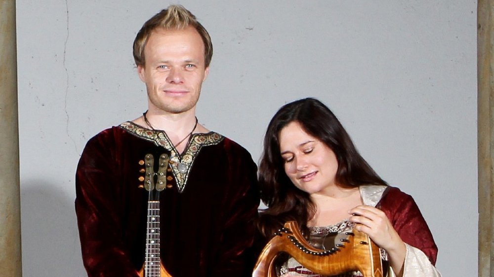 Hirundo Maris, avec Arianna Savall et Petter Udland Johansen, figures de la musique médiévale et baroque.
