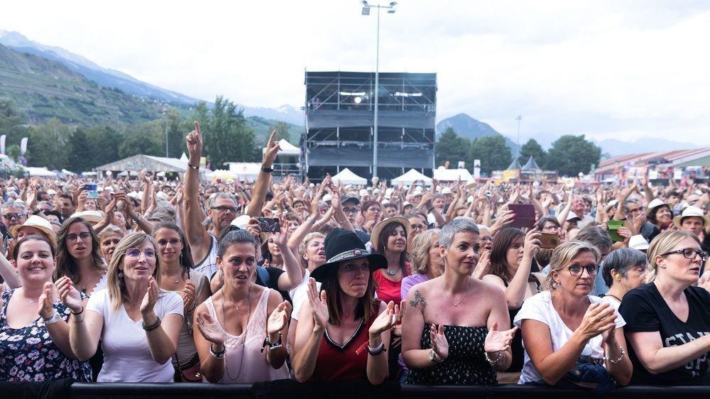 Le festival sédunois avait notamment annoncé la venue de Sexion d'Assaut, d'Obispo, de Maé, de Souchon, de Cabrel, de Garou, de Noah et des Deep Purple pour cet été.