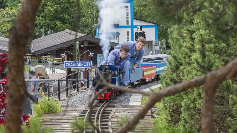 Les locomotives du Swiss Vapeur Parc au Bouveret pourront bientôt reprendre du service.