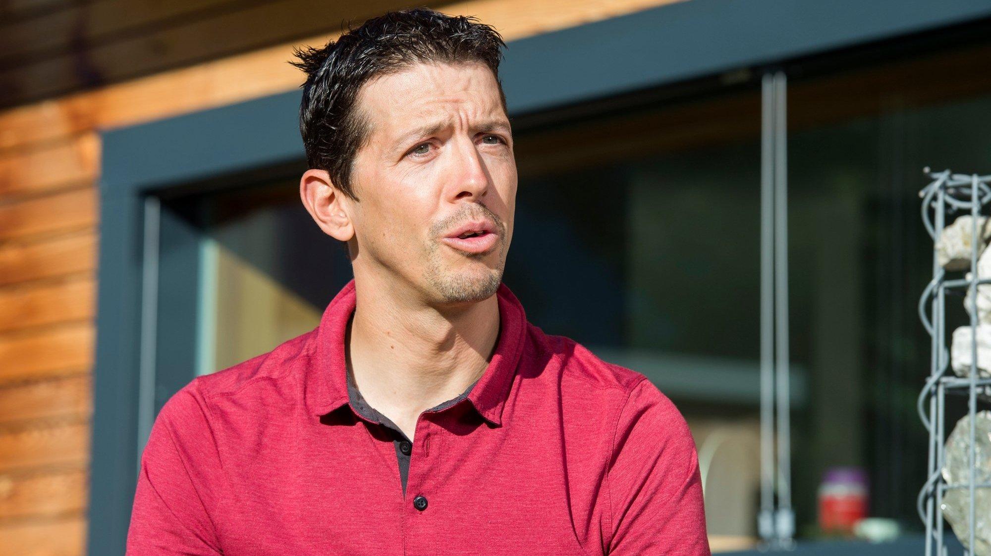 Steve Morabito est resté dans le milieu du cyclisme après sa retraite.