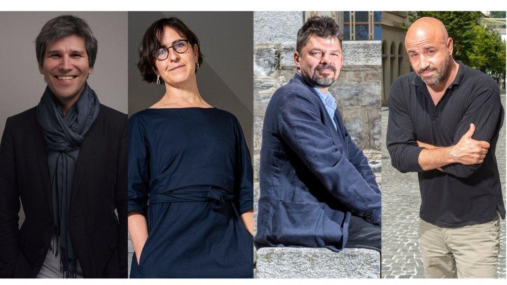 Lorenzo Malaguerra, Anne-Catherine Sutermeister, Jean-Paul Felley et Frédéric Recrosio livrent leurs observations sur les effets d'une année de Covid sur le monde culturel.