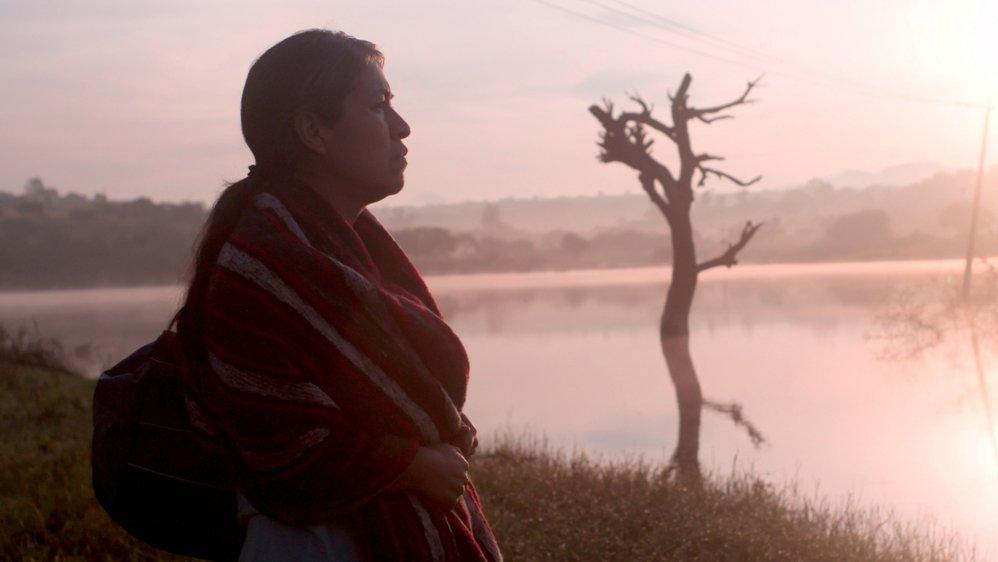 L'actrice populaire Mercedes Hernández rend hommage à toutes les mères en quête de justice.