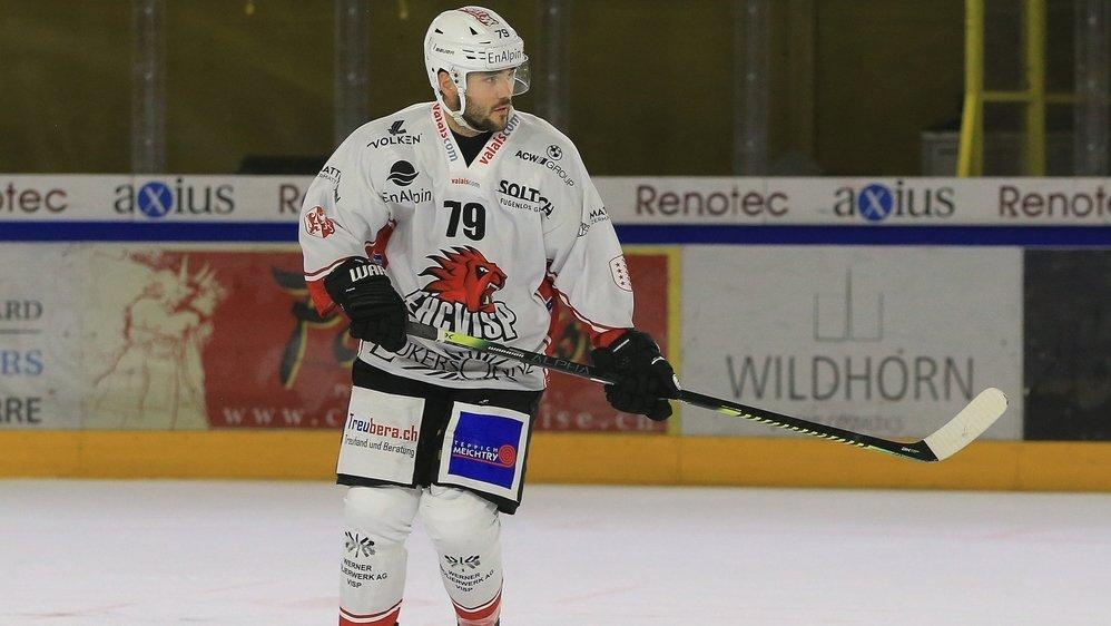 Après treize saisons de bons et loyaux services, Sandro Wiedmer quitte le HC Viège et le monde du hockey sur une défaite.