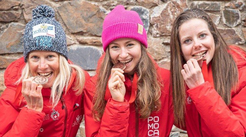Ski-alpinisme: avec 24 médailles, la Suisse peut savourer son bilan des Mondiaux d'Andorre