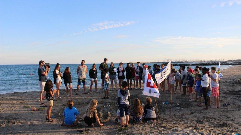Sierre: une association se mobilise pour sauver la colonie d'été