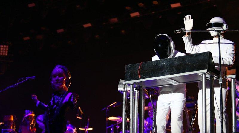 Daft Punk fait ses adieux au public.
