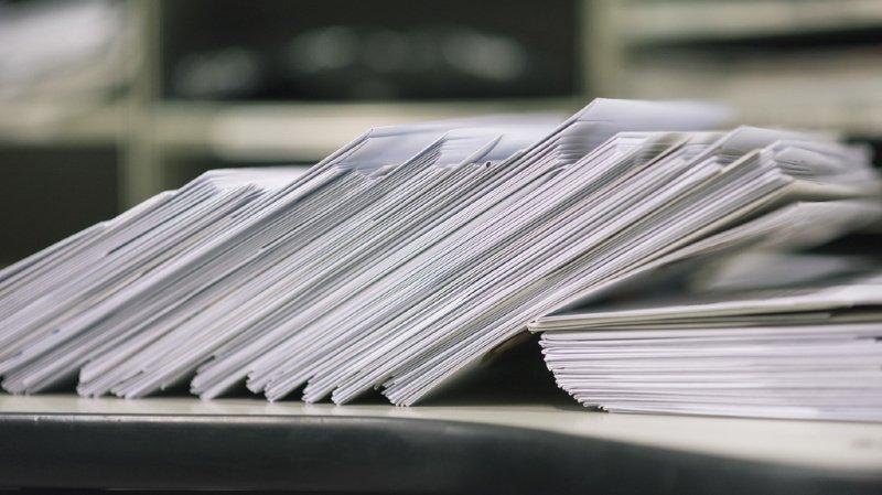 Les envois prioritaires représentent 30% du courrier et les non prioritaires 20%. (illustration)