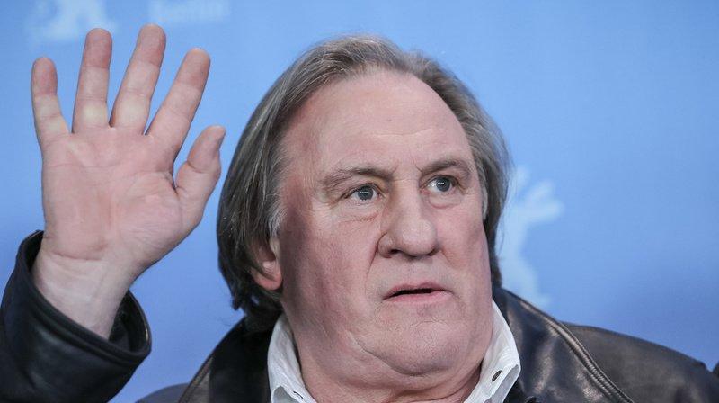 Gérard Depardieu est accusé d'avoir violé une jeune comédienne.