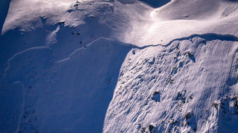 Danger d'avalanches: la police cantonale valaisanne et l'OCVS appellent à la prudence pour la journée de dimanche