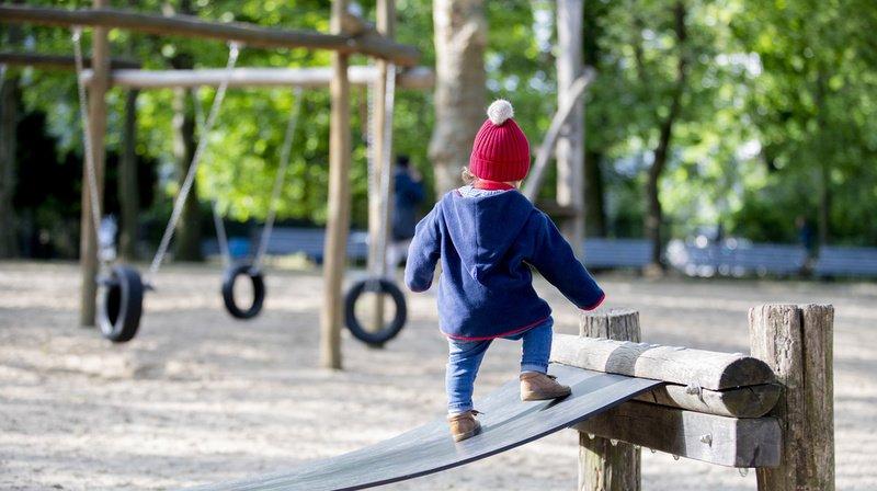 9000 enfants se blessent chaque année sur des places de jeux: comment éviter les accidents