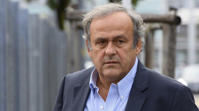 Affaire FIFA: Michel Platini interrogé durant 6 heures en Suisse