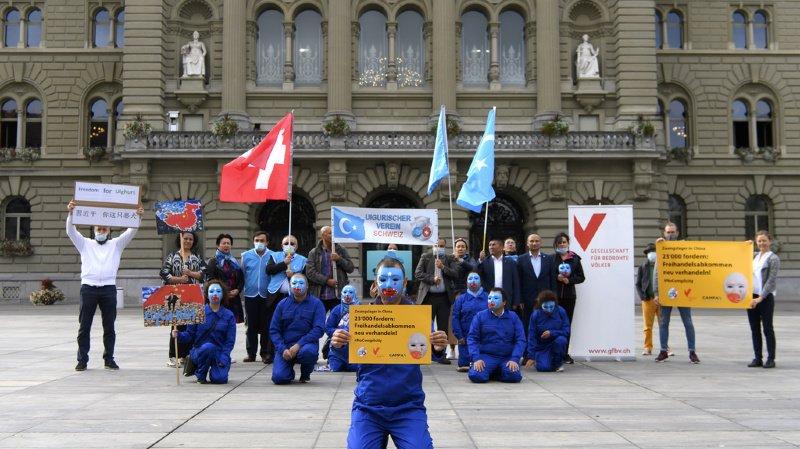 Droits humains: Pékin critique les accusations du Conseil fédéral sur la situation en Chine