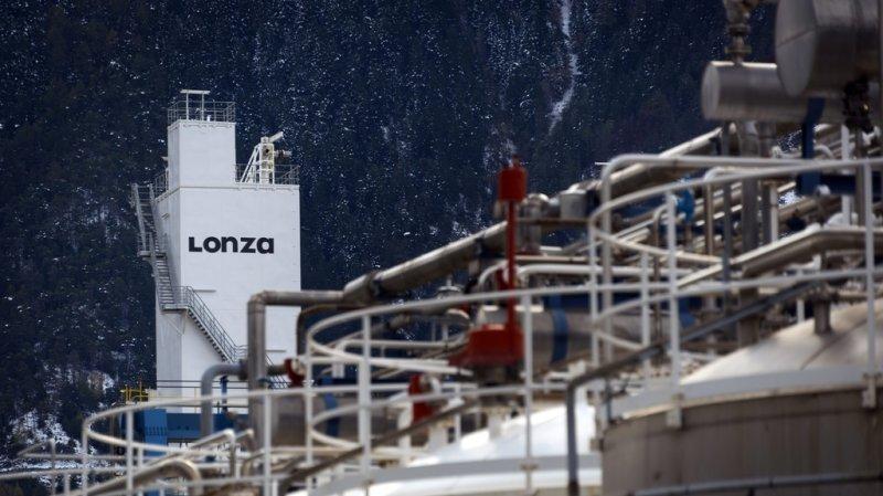 Coronavirus: Lonza obtient l'autorisation pour un nouveau site de production du vaccin