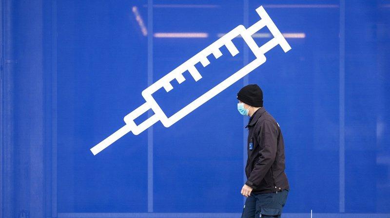 La vaccination fait moins d'adepte en Suisse romande.