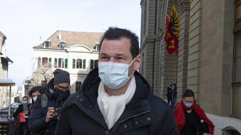 Affaire Maudet: le Ministère public genevois fait aussi appel contre le jugement rendu