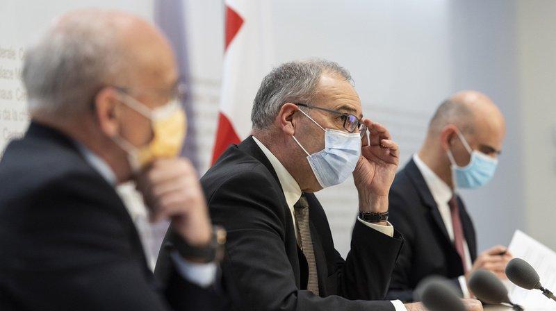 Coronavirus: la majorité des Suisses soutiendrait les mesures du Conseil fédéral