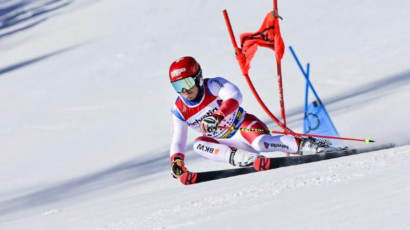 Ski alpin – Mondiaux de Cortina: Loïc Meillard termine 5e du géant remporté par Mathieu Faivre