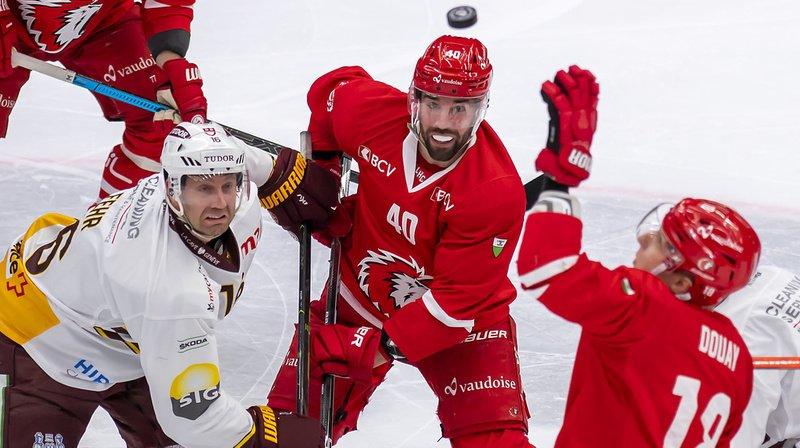 Hockey – National league: Servette s'impose face à Lausanne, Gottéron écrase Bienne