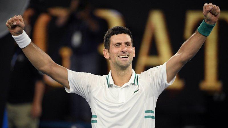 Tennis: Djokovic détrône Federer dans le record du nombre de semaines en tant que n°1
