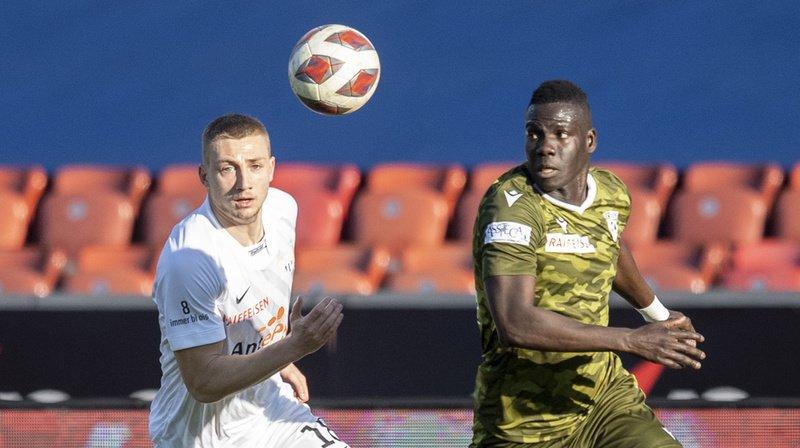 Super League: le FC Sion tenu en échec à Zurich