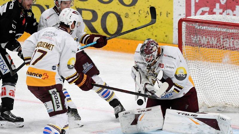 Hockey – National League: Genève-Servette règle le cas luganais en 7', Lausanne s'incline face à Langnau