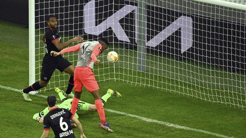 Football - Europe League: Young Boys bat Leverkusen et se hisse en 8e de finale